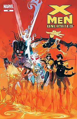 X-Men Unlimited (1993-2003) #43