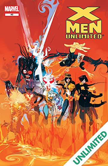 X-Men Unlimited (1993-2003) #43
