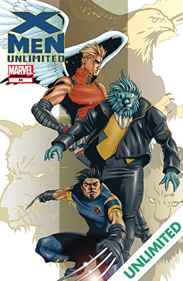 X-Men Unlimited (1993-2003) #44