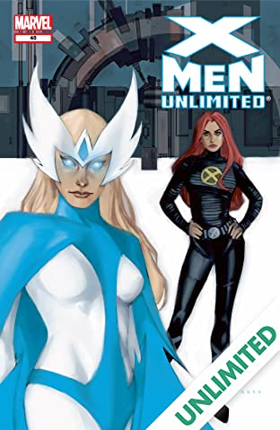 X-Men Unlimited (1993-2003) #45