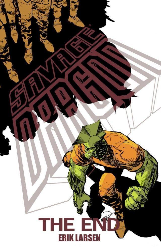 Savage Dragon: The End