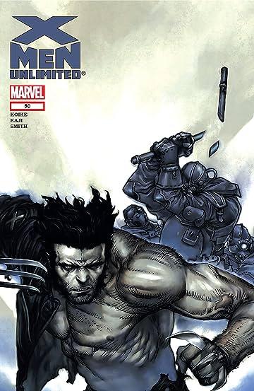 X-Men Unlimited (1993-2003) #50