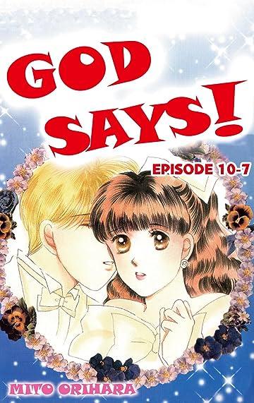 GOD SAYS! #70