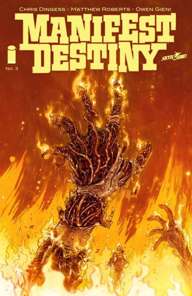 Manifest Destiny #3