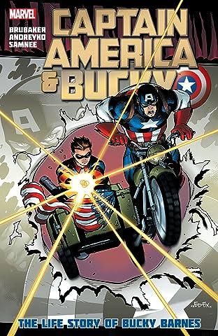 Captain America and Bucky: The Life Story of Bucky Barnes