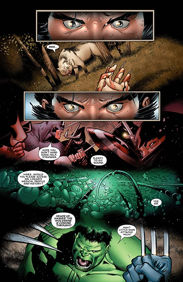 House of M #3 (of 8)