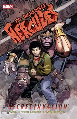 Incredible Hercules: Secret Invasion
