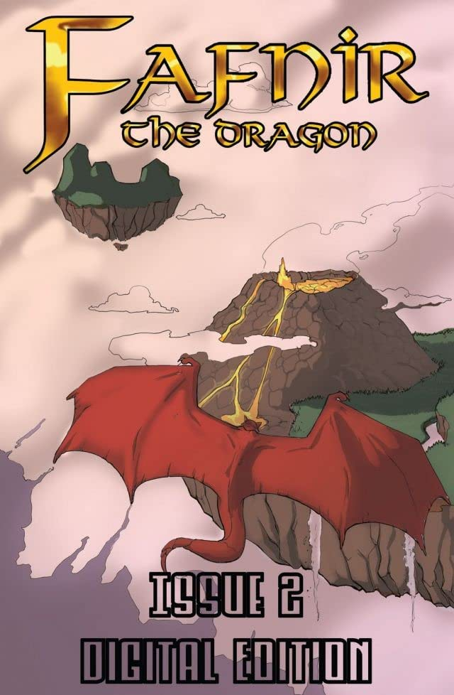 Fafnir the Dragon #2