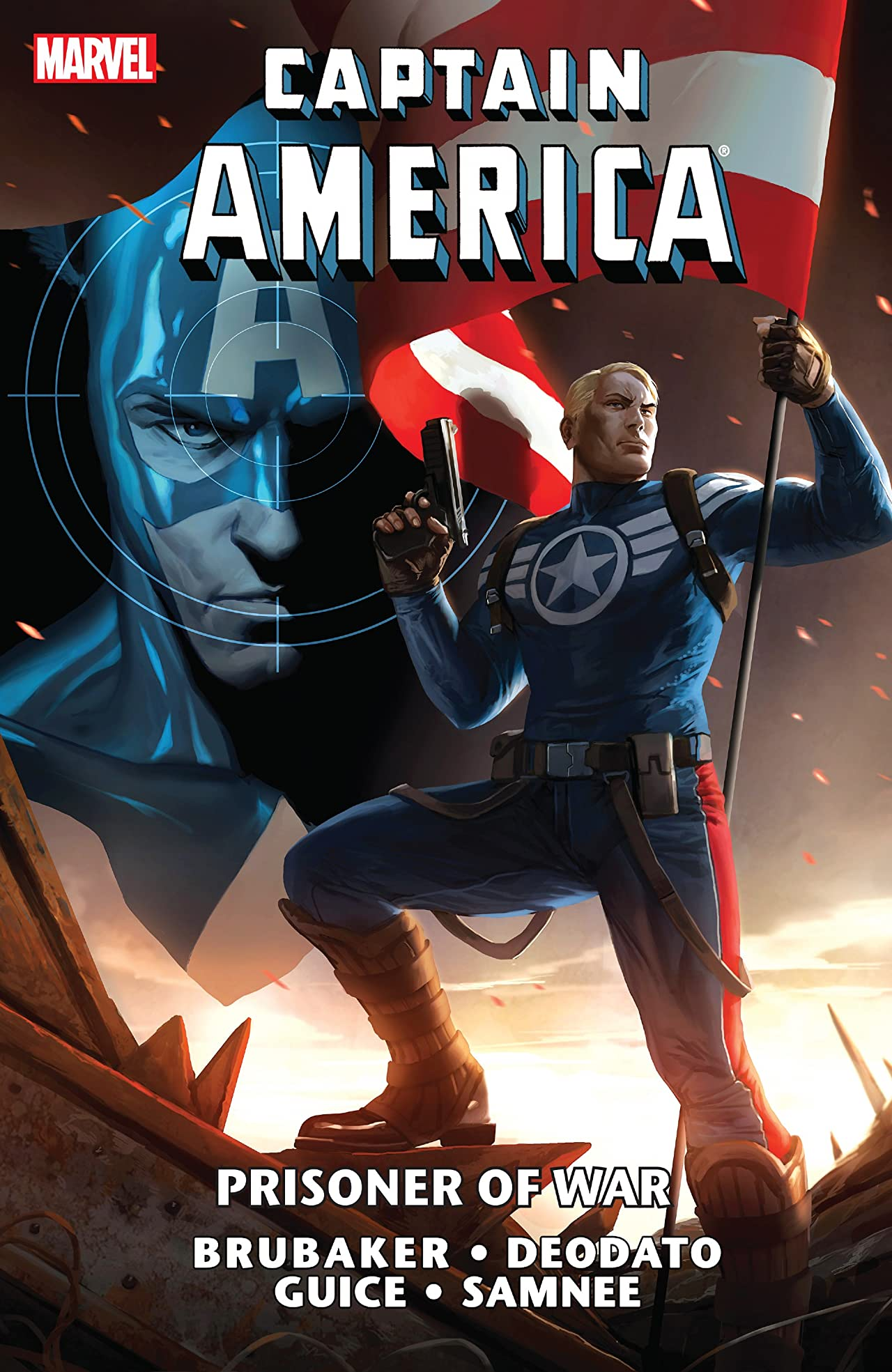 Captain America: Prisoner of War