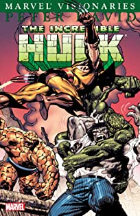Hulk: Visionaries - Peter David Vol. 4