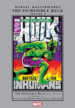 Incredible Hulk Masterworks Tome 4