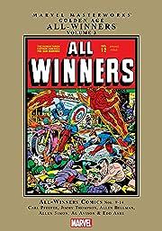 Golden Age All-Winners Masterworks Vol. 3