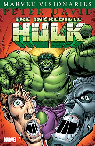 Hulk: Visionaries - Peter David Vol. 5