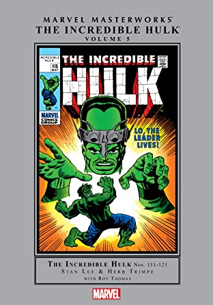 Incredible Hulk Masterworks Tome 5