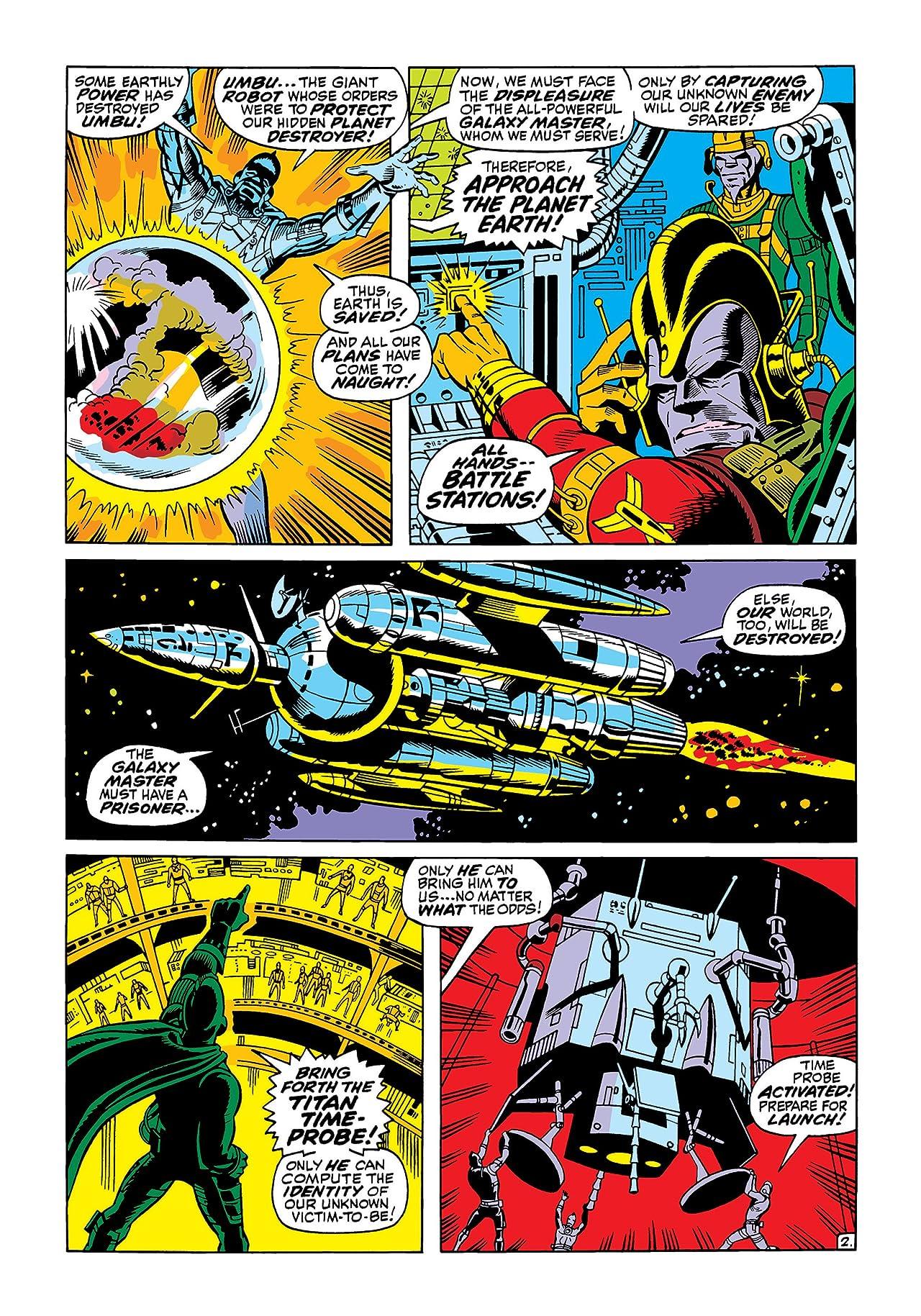 Incredible Hulk Masterworks Vol. 5