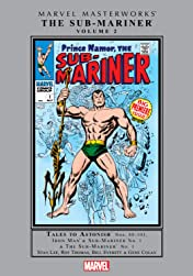 Sub-Mariner Masterworks Vol. 2