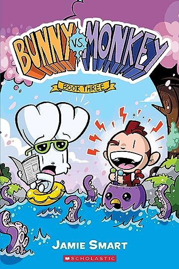 Bunny vs. Monkey Vol. 3
