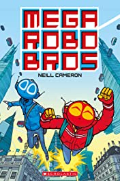 Mega Robo Bros Vol. 1