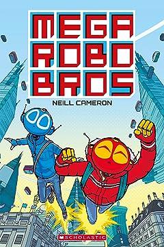 Mega Robo Bros Vol. 1