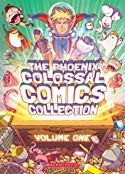 The Phoenix Colossal Comics Collection Vol. 1