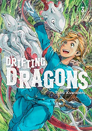 Drifting Dragons Tome 3