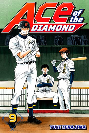 Ace of the Diamond Tome 9