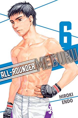 All-Rounder Meguru Tome 6
