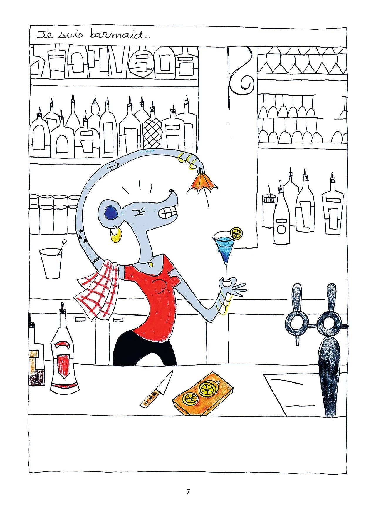 Les Noctambules: De l'autre côté du bar