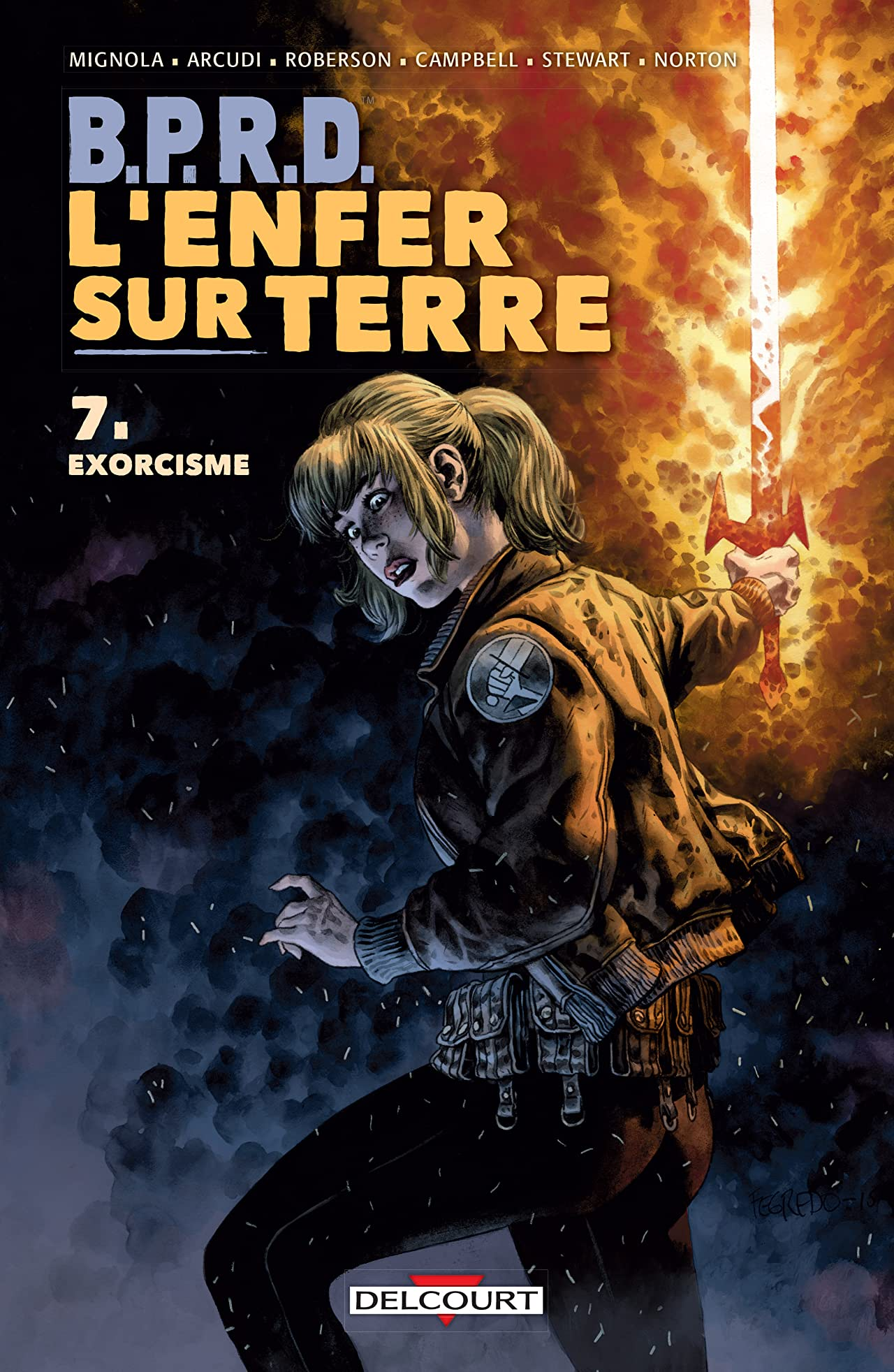 BPRD - L'Enfer sur Terre Vol. 7: Exorcisme