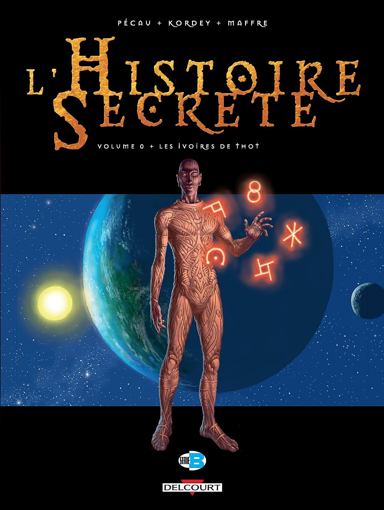 L'Histoire secrète: Les ivoires de Thot
