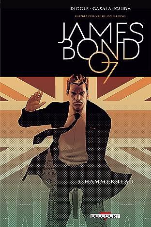 James Bond Vol. 3: Hammerhead