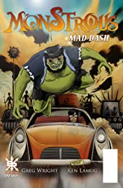 Monstrous: Mad Dash