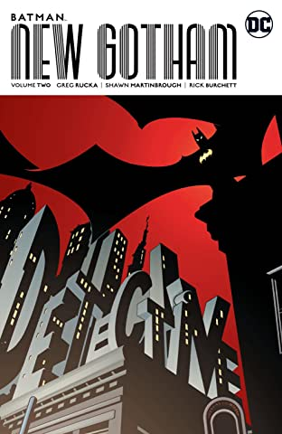 Batman: New Gotham Tome 2
