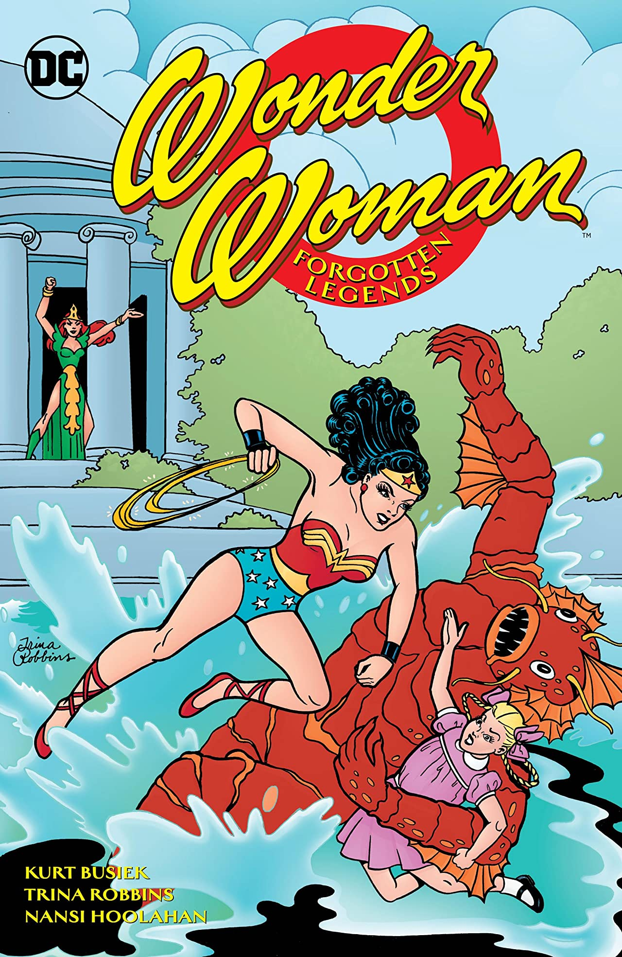 Wonder Woman: Forgotten Legends