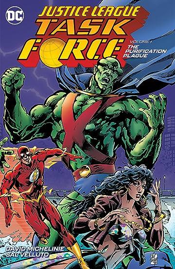 Justice League Task Force (1993-1996) Vol. 1: Purification Plague