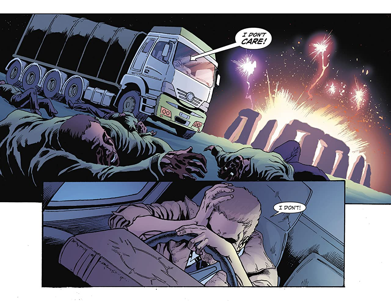 Smallville: Harbinger #4
