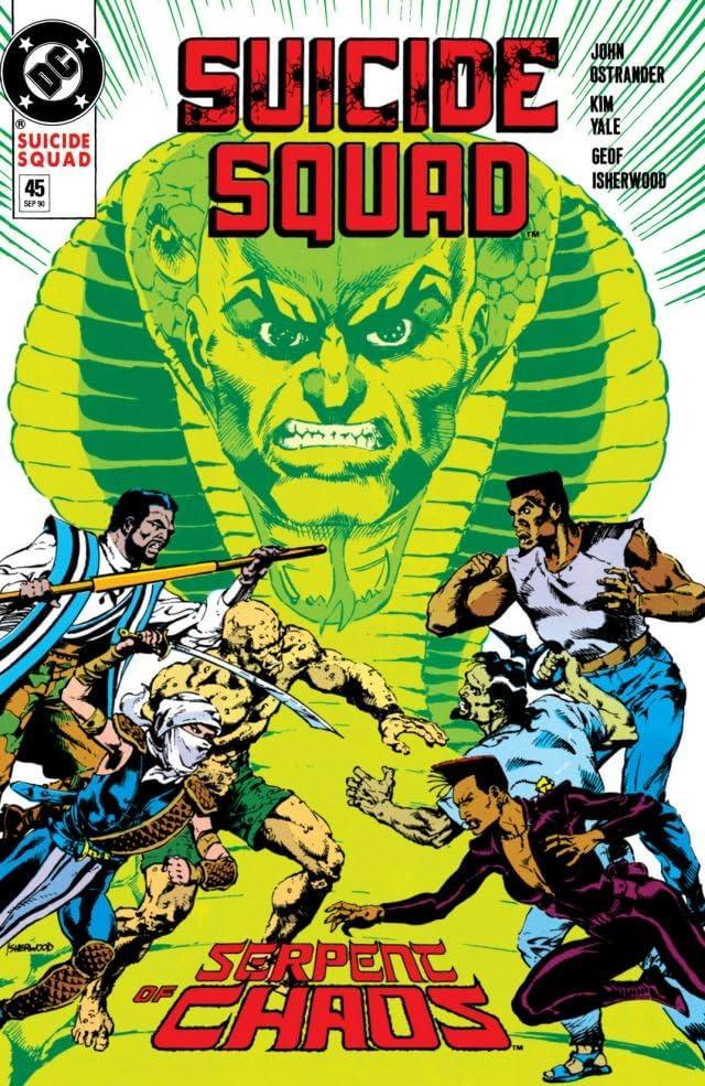 Suicide Squad (1987-1992) #45