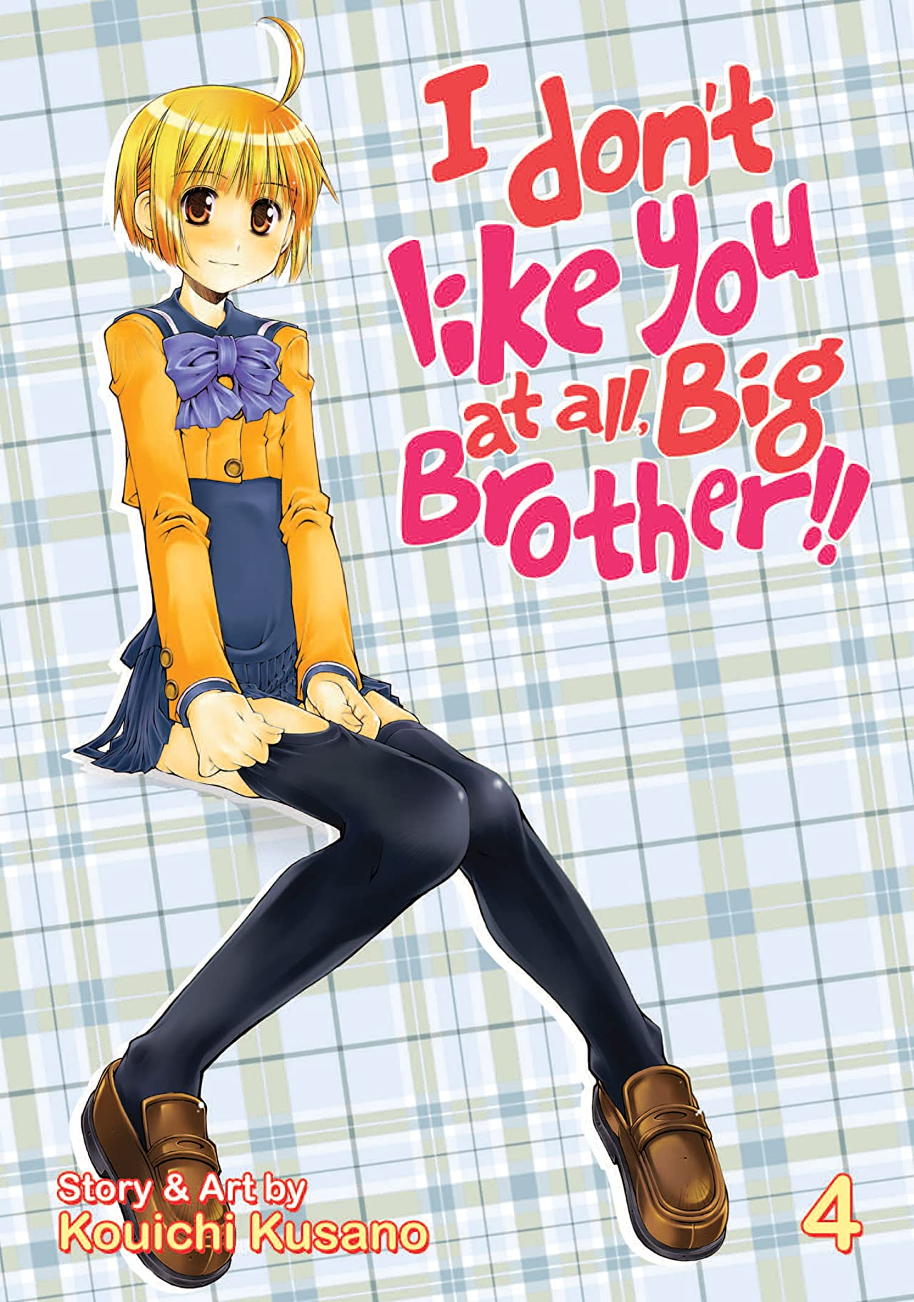 I Don't Like You At All, Big Brother!! Vol. 4