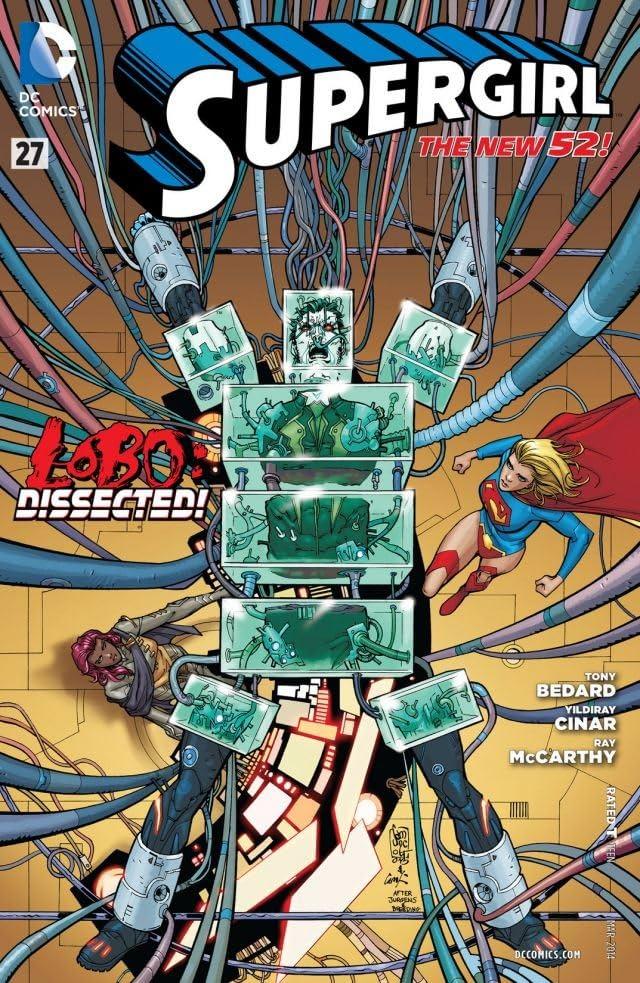 Supergirl (2011-2015) #27