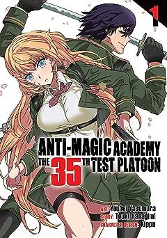 Anti-Magic Academy: The 35th Test Platoon Vol. 1