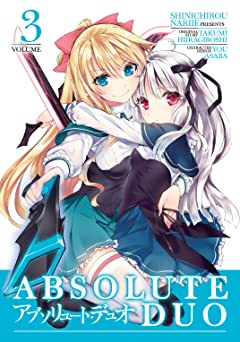 Absolute Duo Tome 3