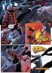 Legend of the Iron Tiger #1
