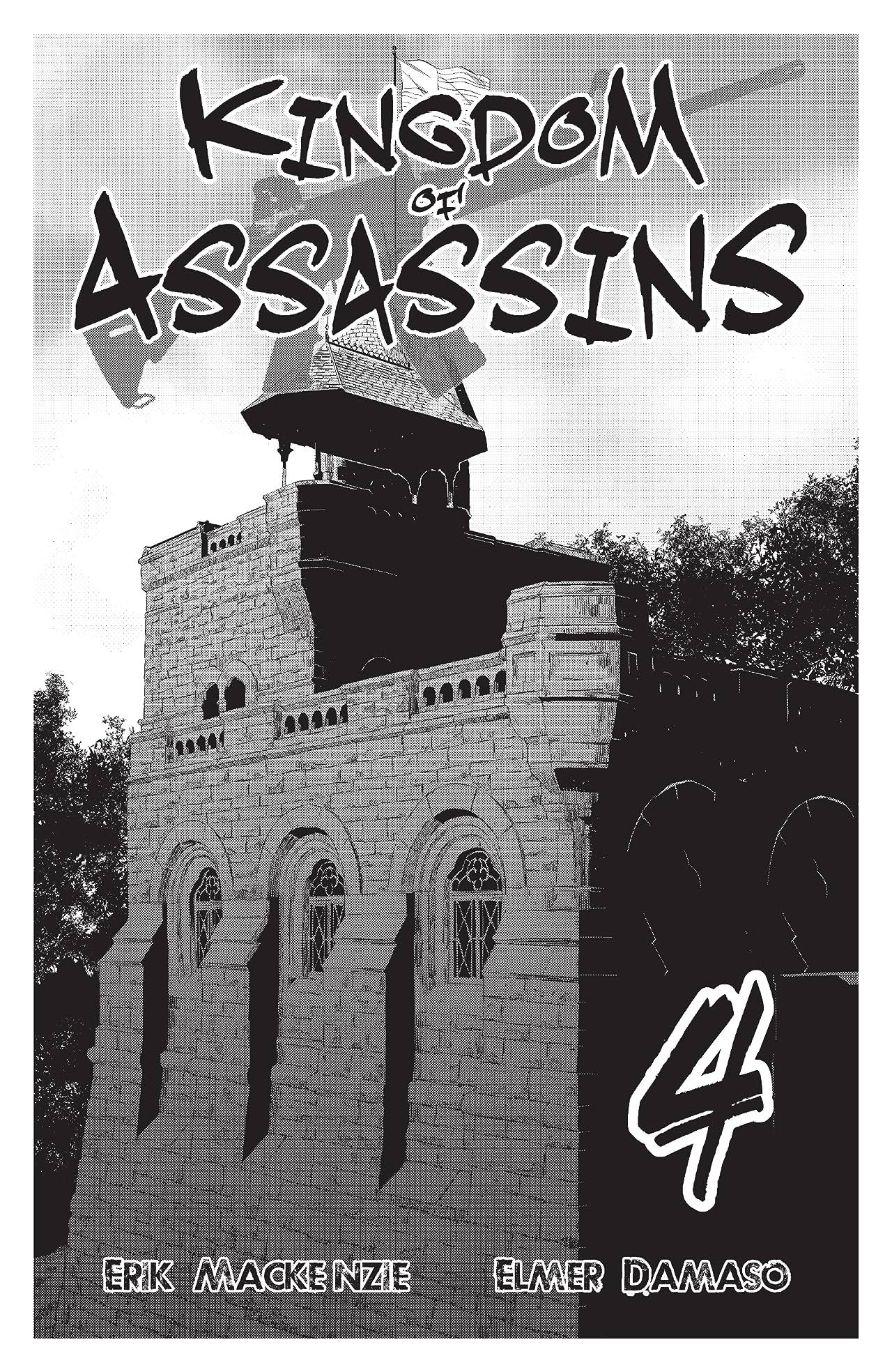 Kingdom of Assassins #4