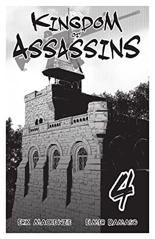 Kingdom of Assassins #4