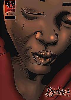 Dystopia Vol. 2: Aarin's story pt 2