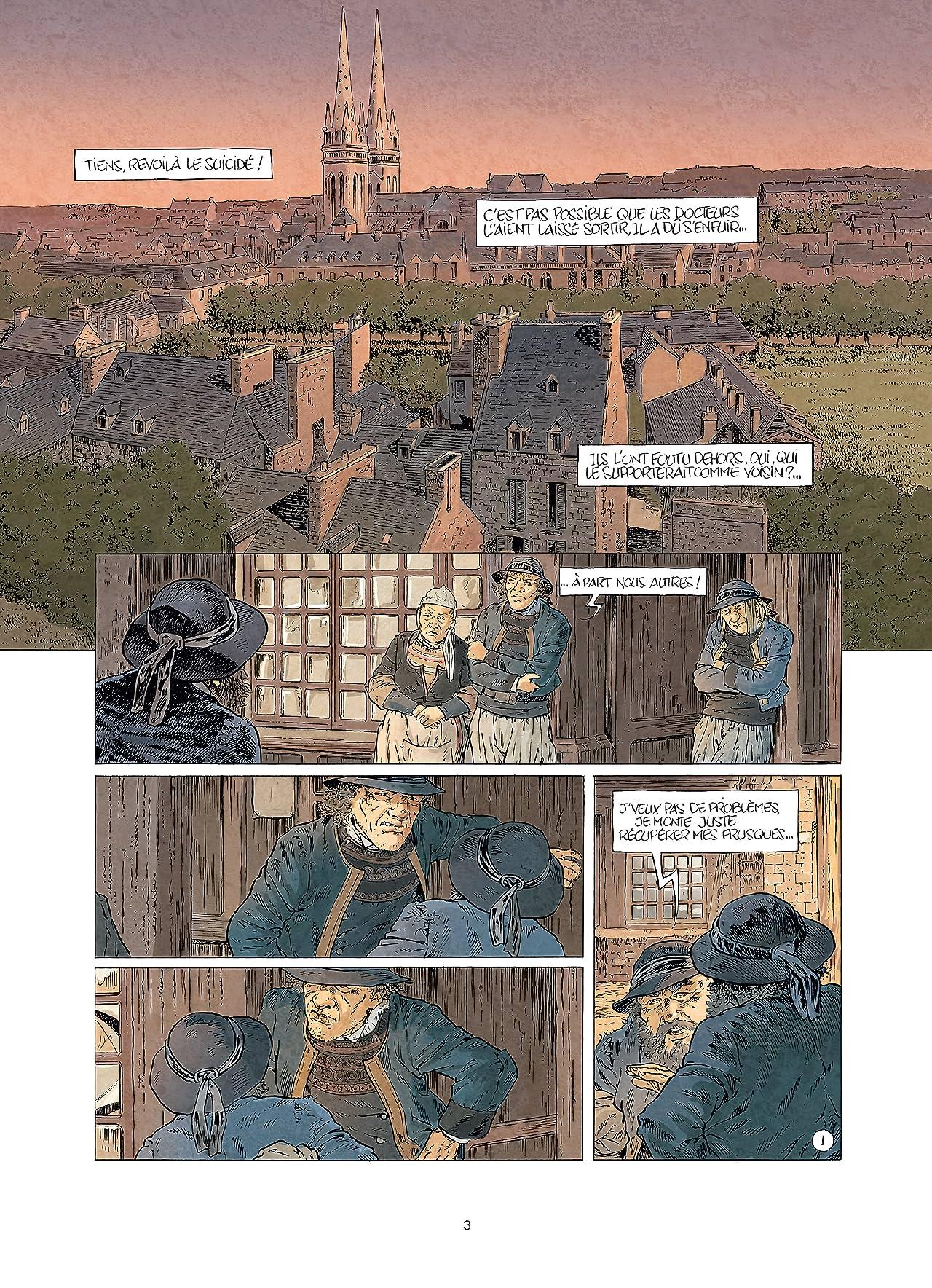 Mémoires d'un paysan Bas-Breton Vol. 2: Le Soldat