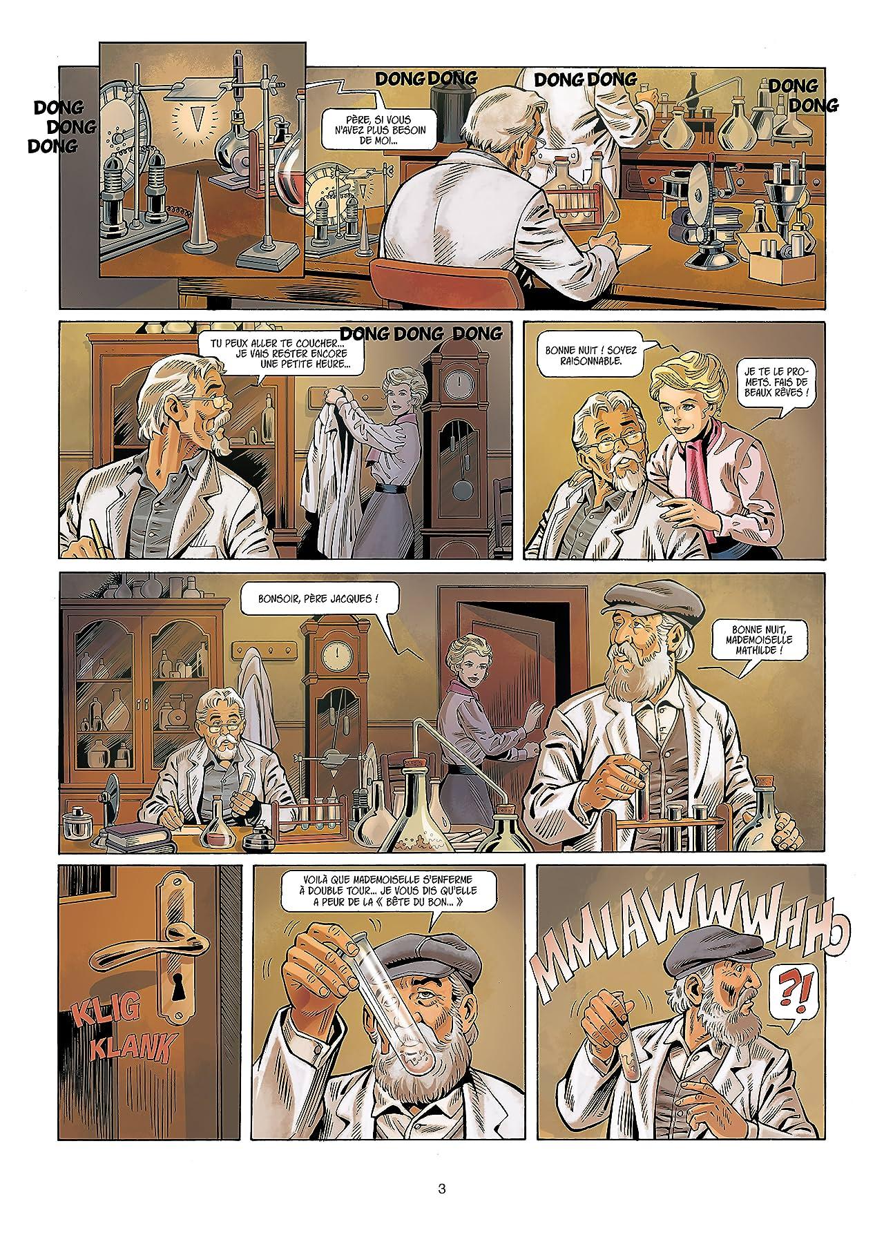 Rouletabille Vol. 1: Le Mystère de la chambre jaune