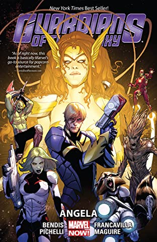 Guardians of the Galaxy Tome 2: Angela
