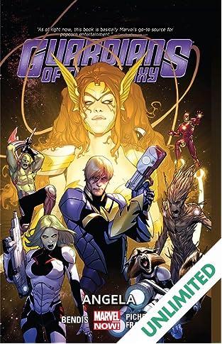 Guardians of the Galaxy Vol. 2: Angela