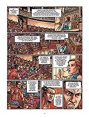 Moréa Vol. 6: La Mort dans le sang